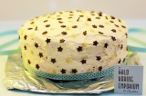 Sunday Swing Star Cake – gluten free