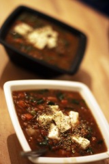 Greek Lentil Soup – gluten free, with recipe